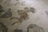 Urfa Haleplibahce Museum Hunting Amazons mosaic sept 2019 5176.jpg