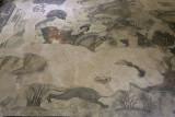 Urfa Haleplibahce Museum Hunting Amazons mosaic sept 2019 5178.jpg