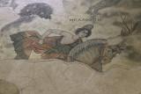 Urfa Haleplibahce Museum Hunting Amazons mosaic sept 2019 5179.jpg