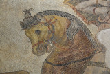 Urfa Haleplibahce Museum Hunting Amazons mosaic sept 2019 5182.jpg