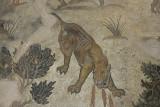 Urfa Haleplibahce Museum Hunting Amazons mosaic sept 2019 5183.jpg