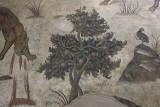 Urfa Haleplibahce Museum Hunting Amazons mosaic sept 2019 5188.jpg