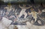 Urfa Haleplibahce Museum Hunting Amazons mosaic sept 2019 5190.jpg