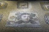 Maenads mosaic fragments