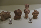 Gaziantep Archaeology museum Animal and human figurines sept 2019 4228.jpg