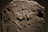 Gaziantep Archaeology museum Storm god stele sept 2019 4226.jpg