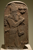 Gaziantep Archaeology museum Late Assyrian Period Stela sept 2019 4286.jpg