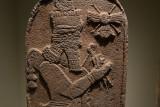 Gaziantep Archaeology museum Late Assyrian Period Stela sept 2019 4287.jpg