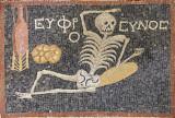 Skeleton mosaic