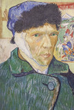 Van Gogh, Courtault collection.
