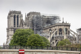 Unfortunatly Notre Dame one day after the fire