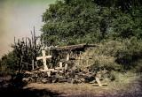 Golandrinas Graveyard