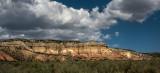 Cliffs Near Abiquiu