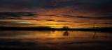 Sunrise, Bosque del Apache NWR
