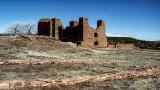 Quarai Ruins, New Mexico