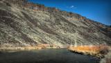 Rio Grande Gorge, Taos, New Mexico