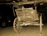 Freight Wagon,  Grand Canyon