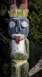 Higgins Lake Totem