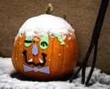 Jack Frost-O-Lantern