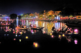 Night on the River Hoi An