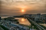 Ha Long City (known locally as Bai Chay)