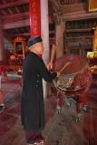 Monk Drumming