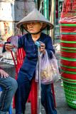 Morning Street Market Saigon