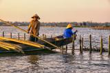 On Tam Giang Lagoon