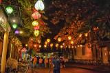 Night Magic of Silk Lanterns