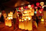 Silk Lantern Shoppers