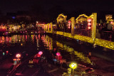 Old Town Bridge at Night