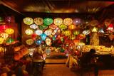 Handmade silk lanterns