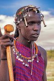 Maasai Chief