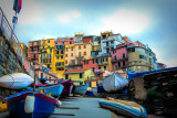 Tuscan and Cinque Terre Echoes