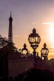 Alexander III Bridge / Tour D'Eiffel