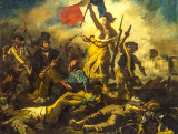'Liberty Leading the People' by Eugene Delacroix