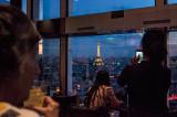 A Toast to Paris After Dark