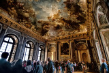 Glorious Ceiling at Palace of Versailles