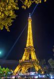 Night on Tour D'Eiffel