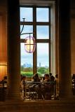 The Café Mollien, the Louvre