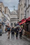 Strolling in Monmartre