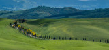 Rolling Hills of Val d'Orcia