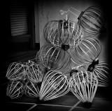 Bamboo Lantern Frames