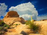 Rocks & Clouds