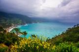 Cinque Terre Coastline from Monterosso al Mare