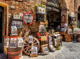 Pulcino wine store Montepulciano