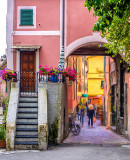 Old Town Monterosso Atmosphere