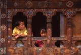Children Watching Festival