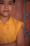 Buddhist Novice Nun