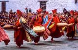 Dancing Drummers